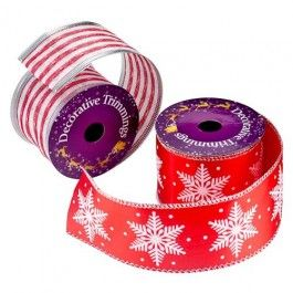 Amazing Value Christmas Decorations in a range of designs and sizes! 4 assorted designs.