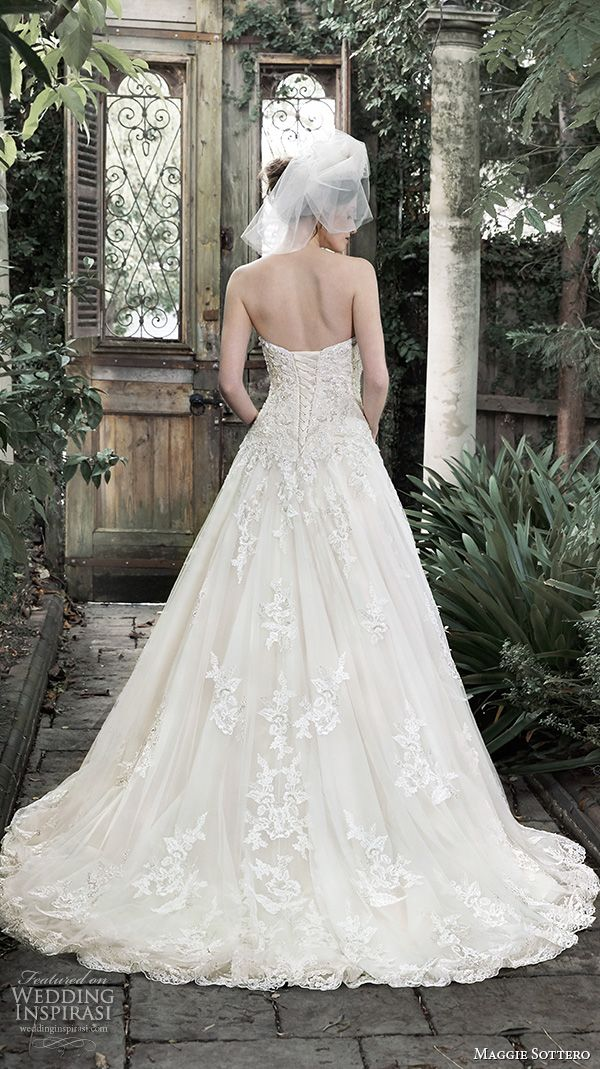 23 best maggie sottero 2016 collection images on pinterest for Maggie sottero short wedding dress
