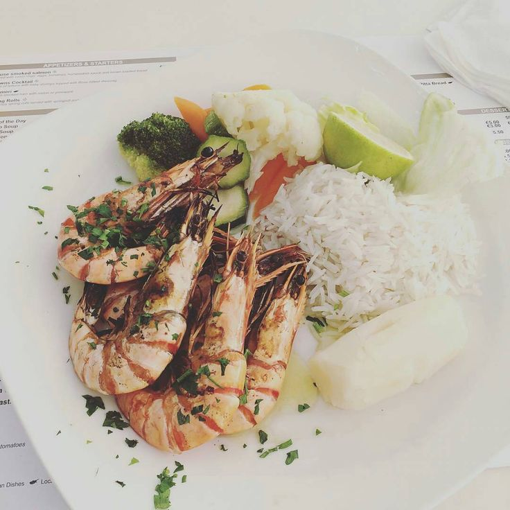 Delicious pic from @katya_maldon_205 -  #grecianbay #hotel #grecianhotels #restaurant #seafood
