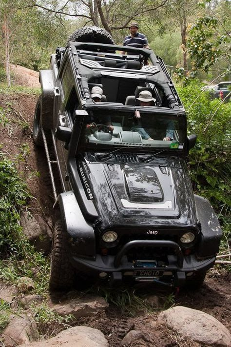 Builders Made this 50+ Design for Jeep Lovers #jeeps