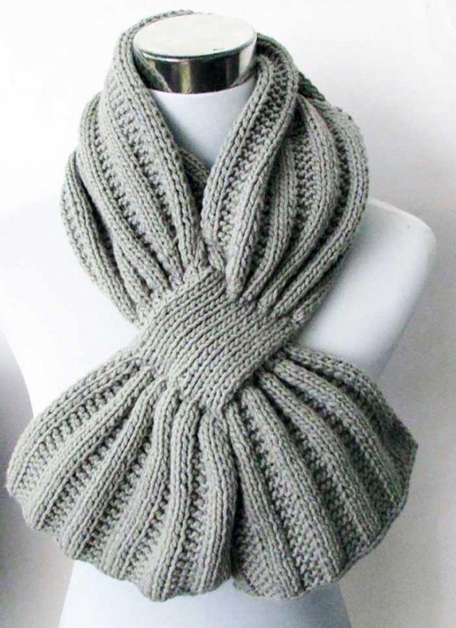 Einfach Einfach Knittingaccessories Diy Stricken Schal Stricken Muster Schal Hakeln Schal Stricken