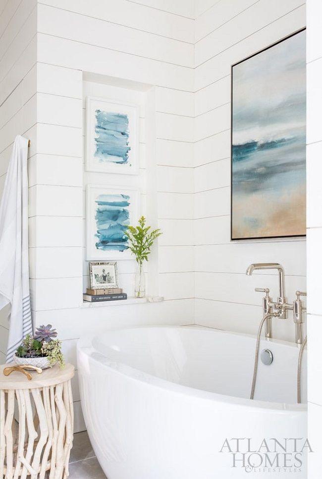Favorite Room Of The Week Modern Bathroom Decor Coastal Wall Decor Coastal Wall Art