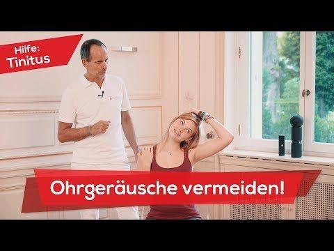 ➡️  Tinnitus - Top 3 Übungen gegen Ohrgeräusche   Liebscher & Bracht - YouTube