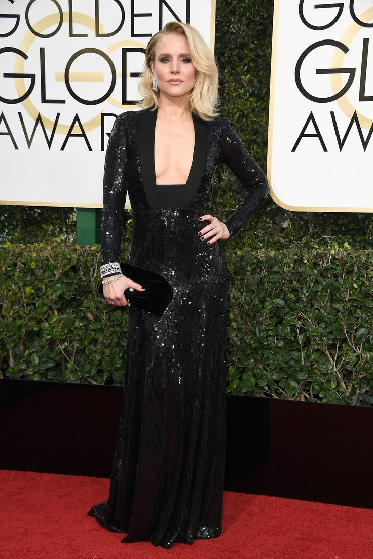 The Best of the Golden Globes 2017 Red Carpet Arrivals