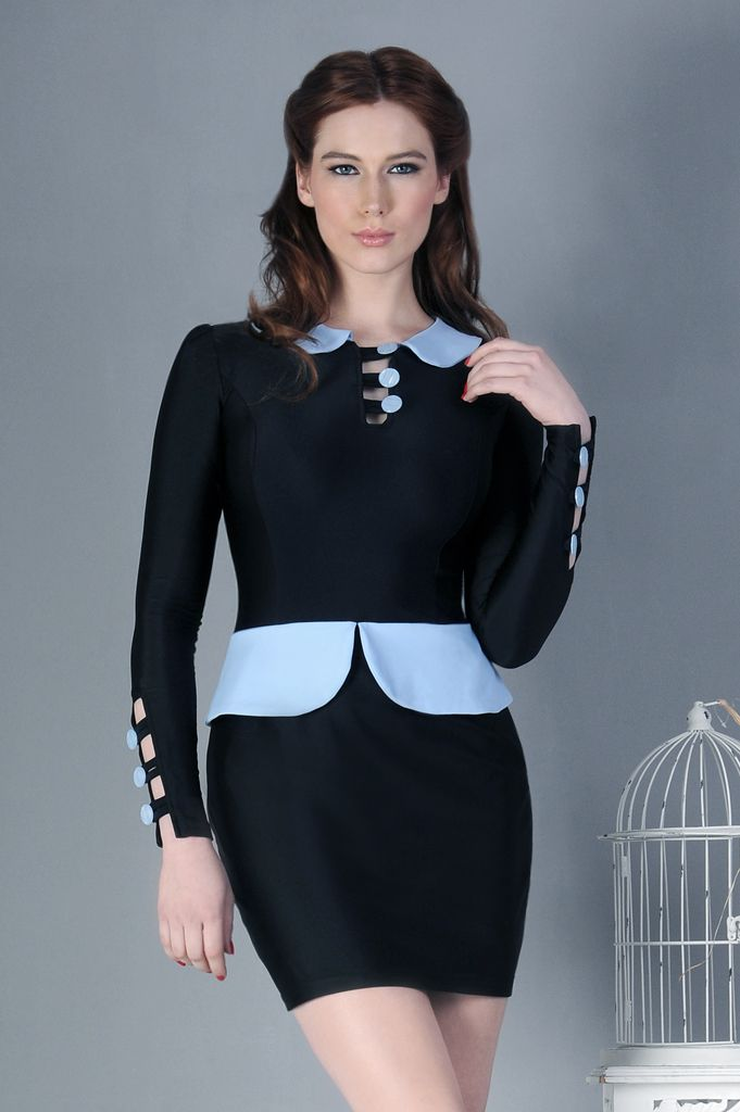 Black, vintage, style :)