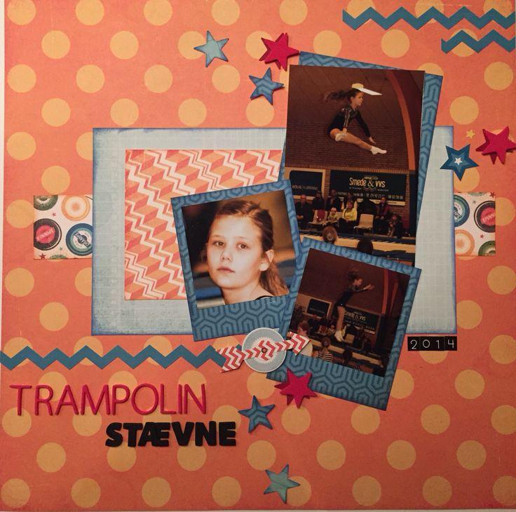 Trampolin Stævne