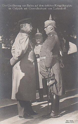 Großherzog Friedrich II. von Baden, Grand Duke of Baden
