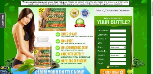 Niche Spotlight Green Coffee Beans: http://www.offervault.com/scoop/2012/10/23/niche-spotlight-green-coffee-beans/