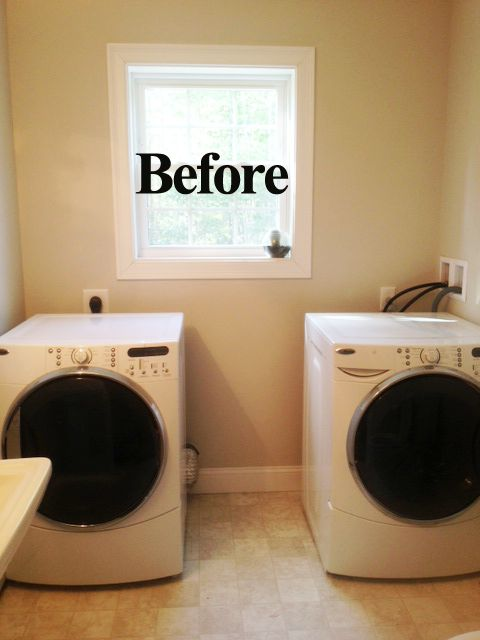Laundry Room Stacked Washer And Dryer Ideas