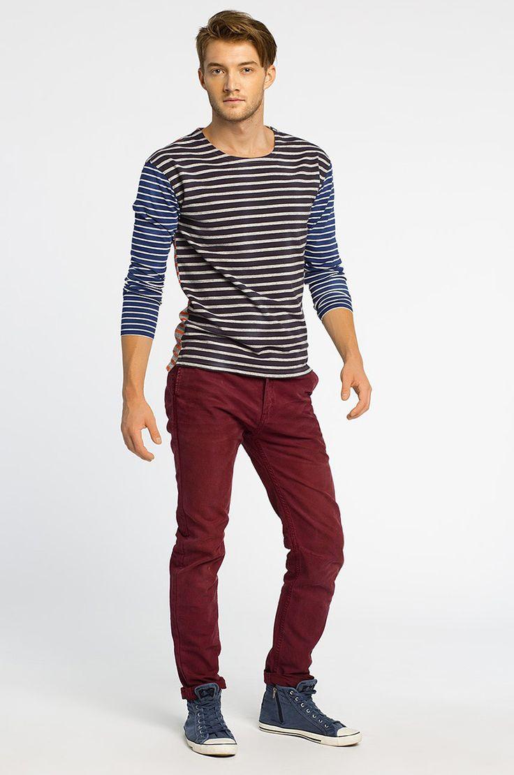 moda męska, men fashion style, menswear, scotch & soda, answear.com