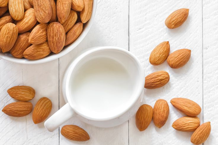 Propiedades y elaboración de la leche de almendras