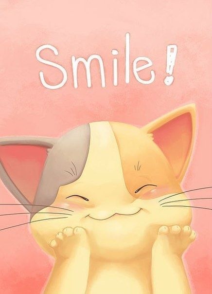 SMILE     ღ♥Please feel free to repin ♥ღ✜