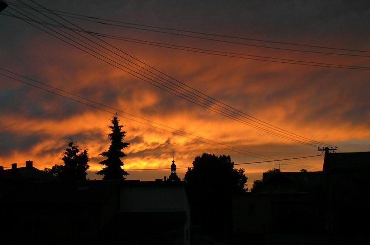 podvečer foto