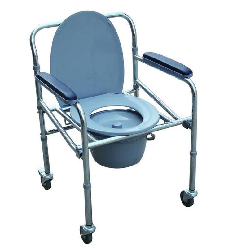 Cadeira higiênica  https://youtu.be/5IZHHnKyDcw #CadeiraHigienica #FisioMed