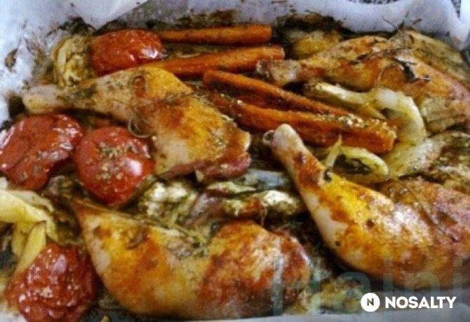 Kertészné csirkéje
