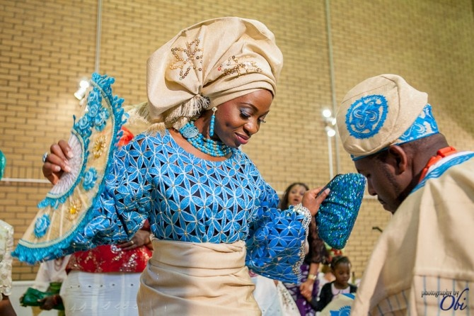 Nkechi and Anu's Happy Ever After