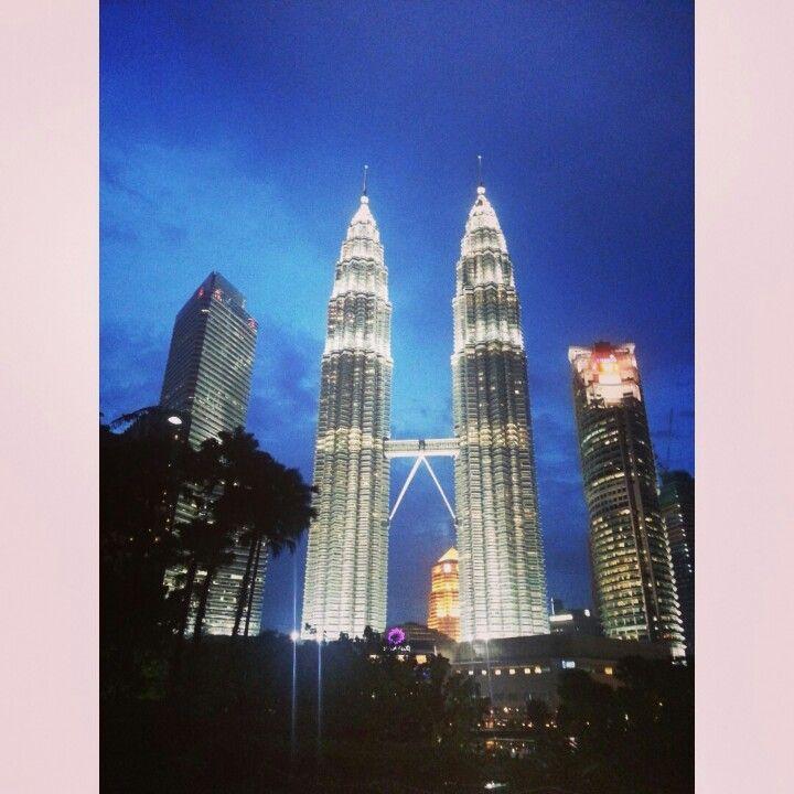 Petrons Towers, KL, Malaysia