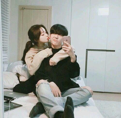 korean, ulzzang, couple, korean