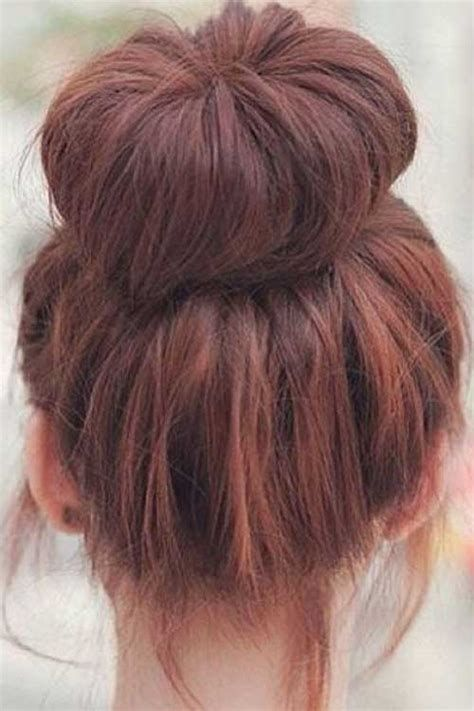 15 Messy Buns Hairstyles Hairstyles And Haircuts 2016 2017