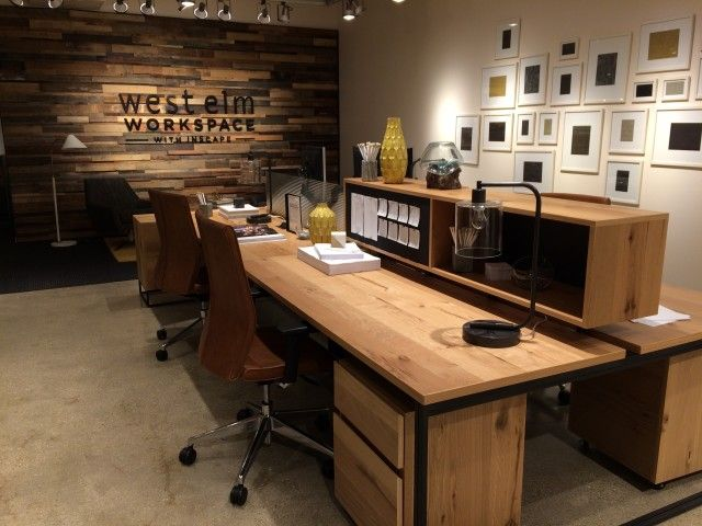 West Elm Workplace at NeoCon 2015