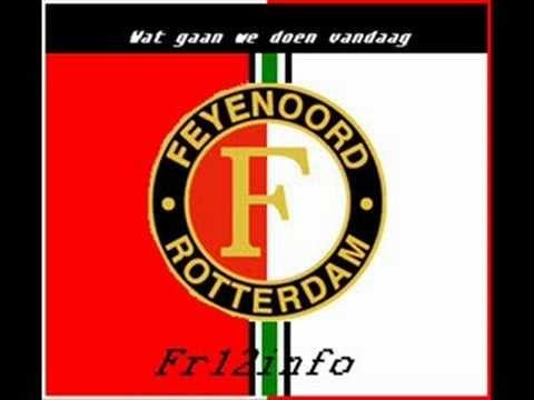 Wat gaan we doen vandaag ~ Feyenoord