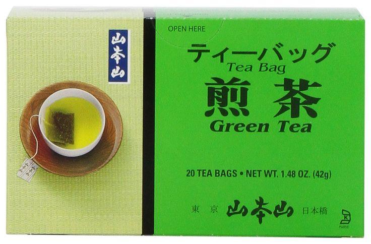 YamaMotoYama Sencha Green Tea Bags
