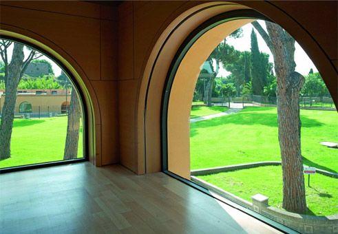 realizzazione finestre blindate ad arco bologna