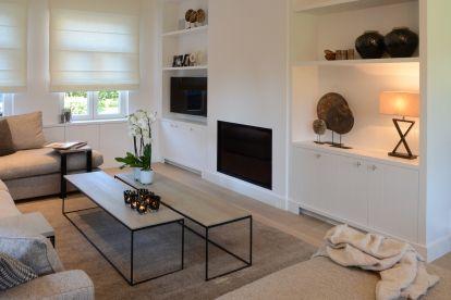 villa in putte charrell landelijk strak pinterest villas living rooms and room. Black Bedroom Furniture Sets. Home Design Ideas