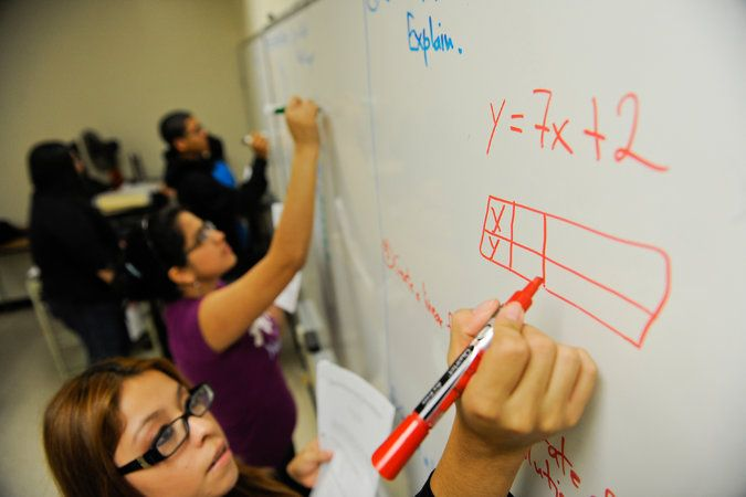 The Politics of Math Education - The New York Times