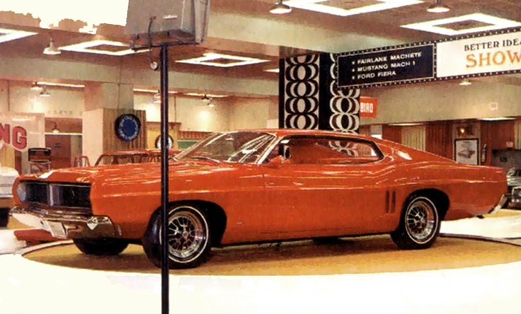60'S CONCEPT CARS! 1968 FORD XL http://www.dannywhitfield ...