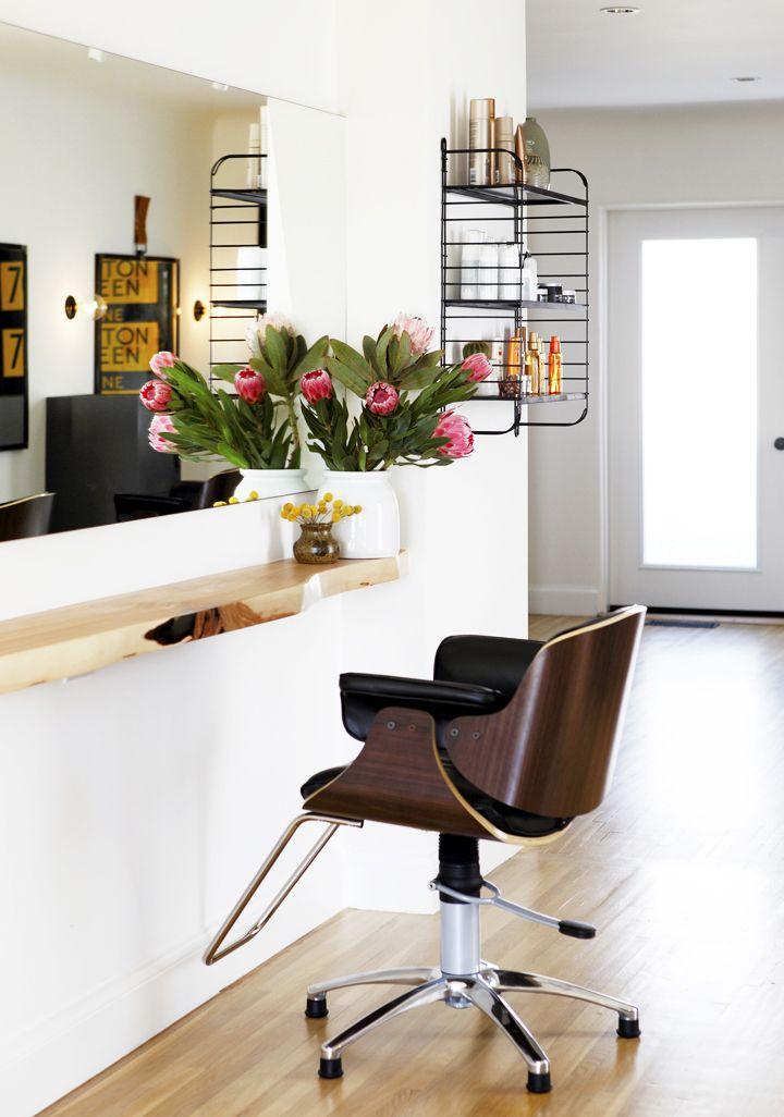 hair salon chairs