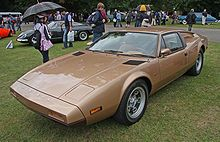 De Tomaso Pantera - Wikipedia, the free encyclopedia