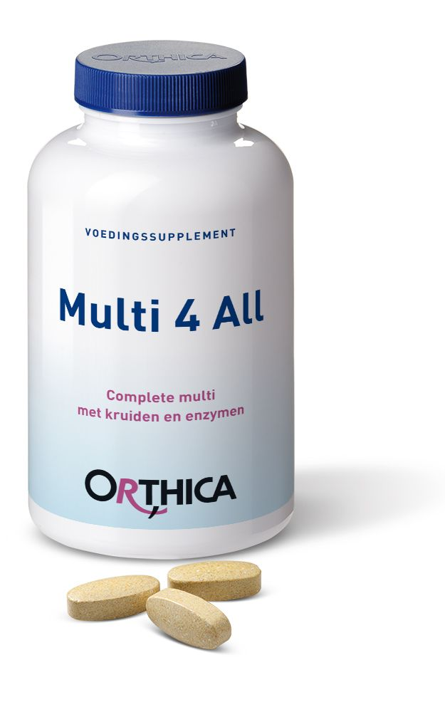 Een Multi 4 All van Orthica