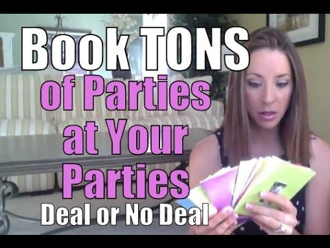 ▶ BOOK A RIDICULOUS Amount of Parties: Deal Or No Deal - YouTube