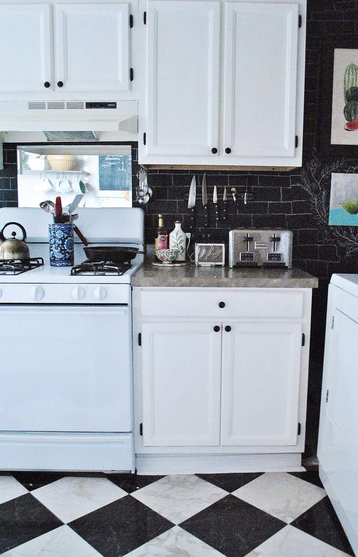 about rental kitchen makeover on pinterest rental kitchen kitchen