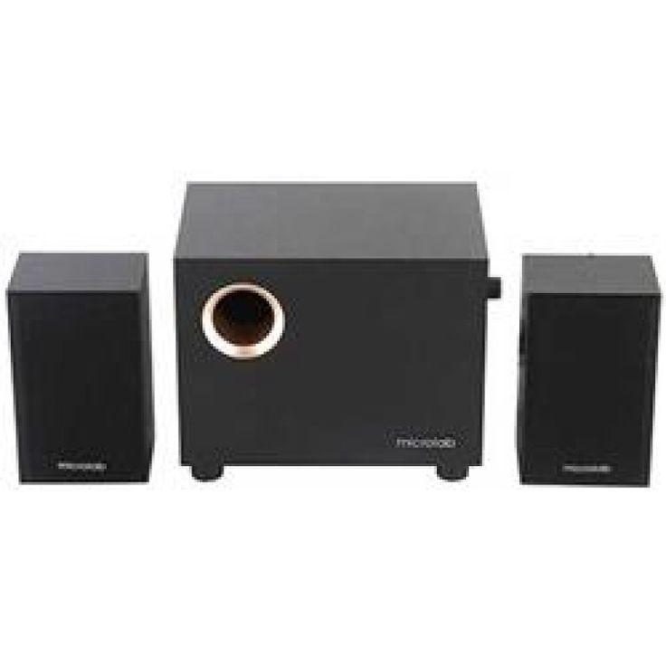 Microlab M105, 2.1-channel Subwoofer Speaker