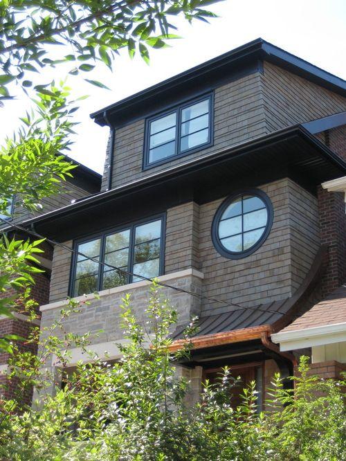 7 best modern house siding ideas images on pinterest - Exterior window trim vinyl siding ...