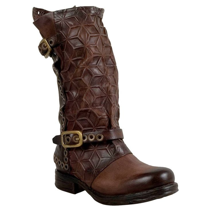 A.S.98 Stockton Women's Mid-Calf Boot