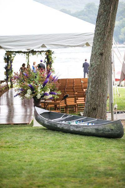 Camp Themed Wedding - Camping Wedding Ideas