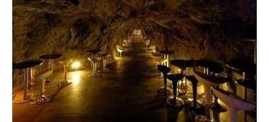 En el fondo de la mina
