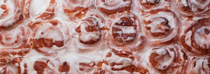 Pizza Dough Cinnamon Rolls     Mario Batali
