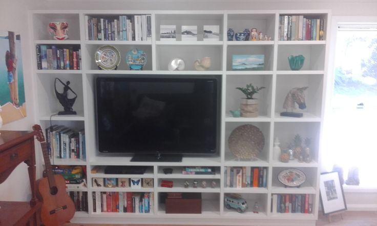 Customer Joinery: TV entertainment unit