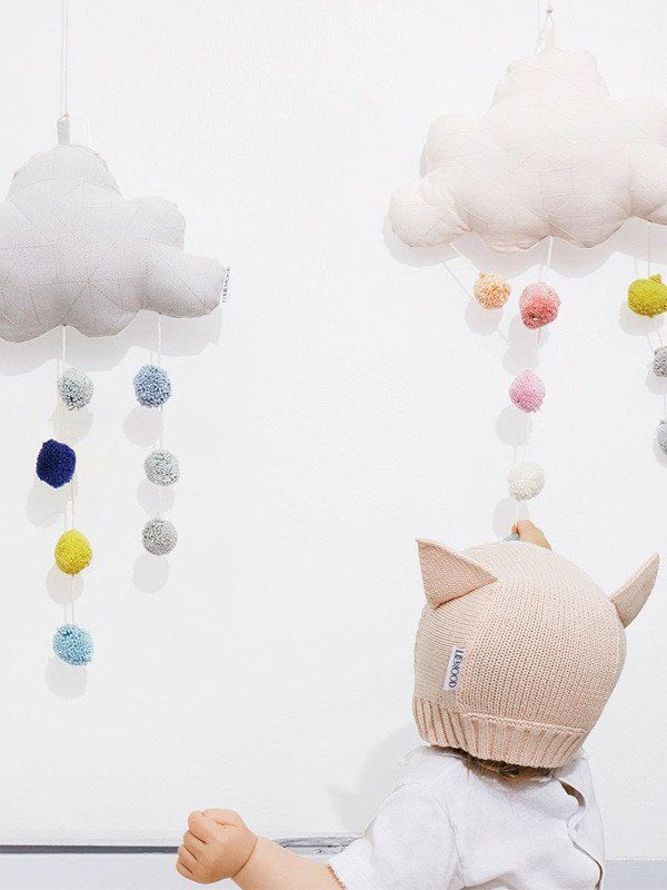 Clara Cloud Mobile - Large Dumbo Grey