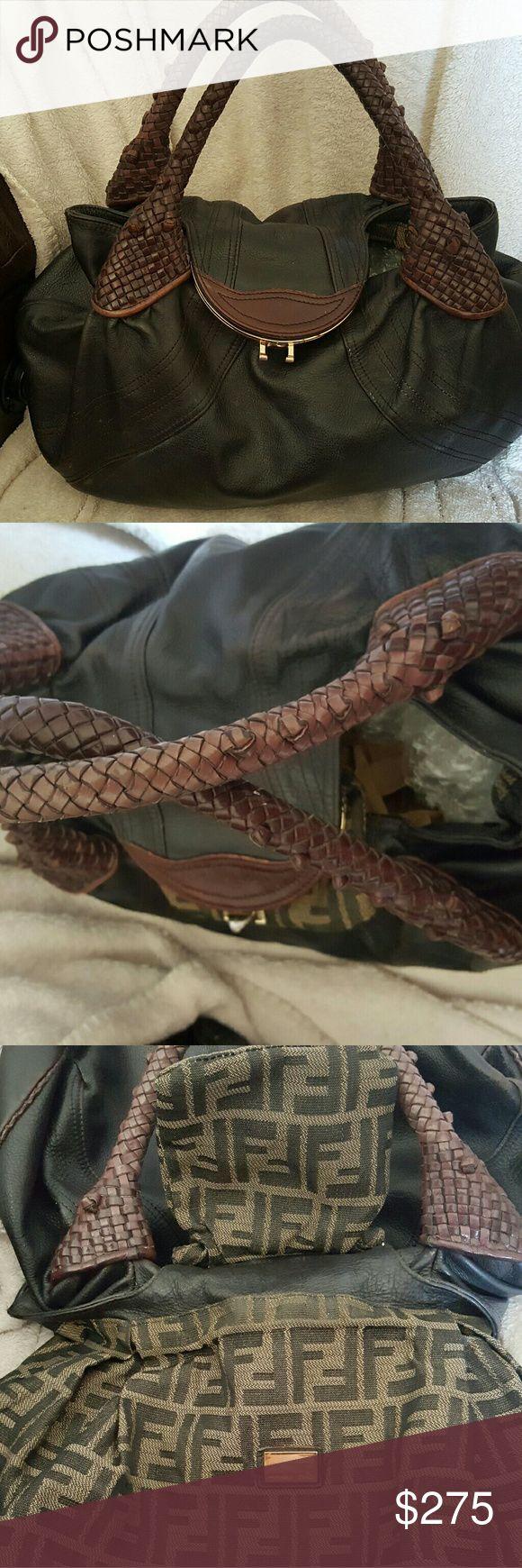 Flash sale!!!! 100% Authentic Fendi Spy Bag See photo for details.... Fendi Bags Hobos