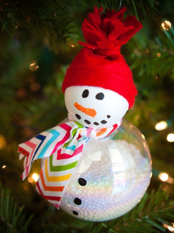 Les 25 meilleures id es de la cat gorie boule transparente sur pinterest boule de noel - Comment decorer une boule de noel transparente ...