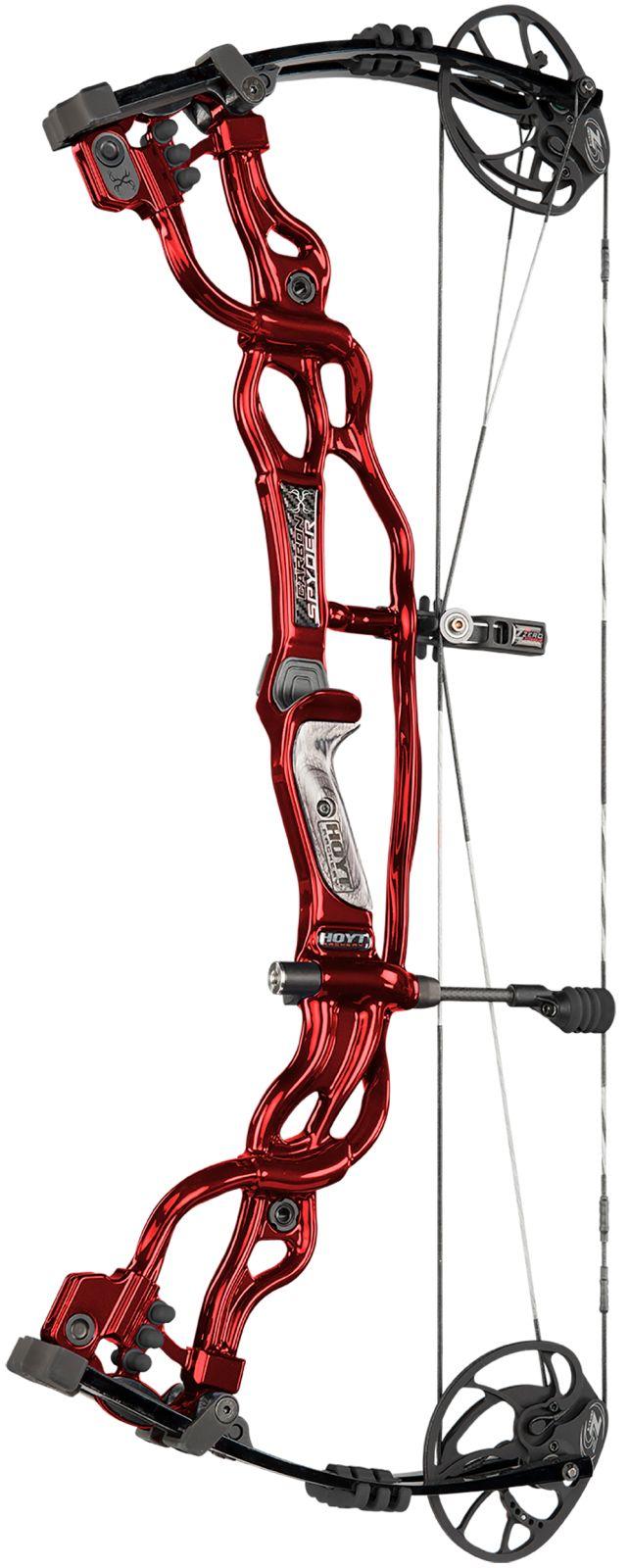 Hoyt Carbon Spyder ZT | Hoyt.com