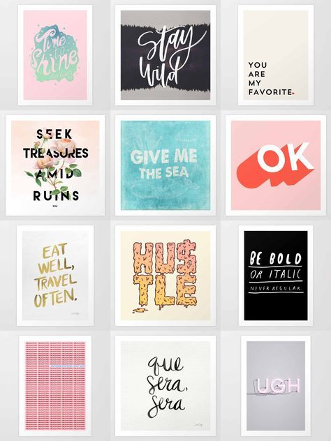 Society6 Art Prints - Society6 is home to hundreds of thousands of artists from around the globe, uploading and selling their original works as 30+ premium consumer goods from Art Prints to Throw Blankets. They create, we produce and fulfill, and every purchase pays an artist.