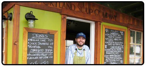 The Portland Soup Company.    Portland, Oregon.