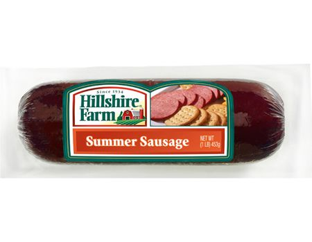 Summer Sausage For our ready-to-serve Summer Sausage, we start with quality cuts of meat, such as beef and pork. Then we smoke 'em the old-...