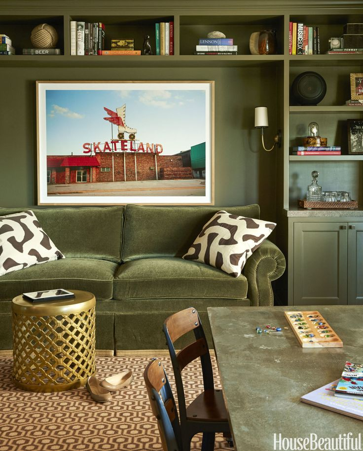 This San Francisco Home Is Practically Giddy With Color  - HouseBeautiful.com Palmer Weiss